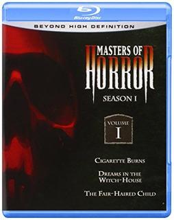 Blu-ray : 101 Indie Anth - Masters Of Horror: Season 1 -...