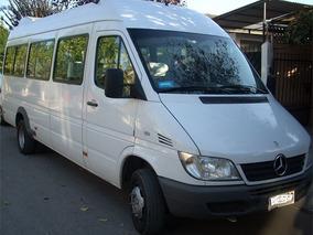 Sprinter 413 Minibus 19+1-2007. Impecable! 280000
