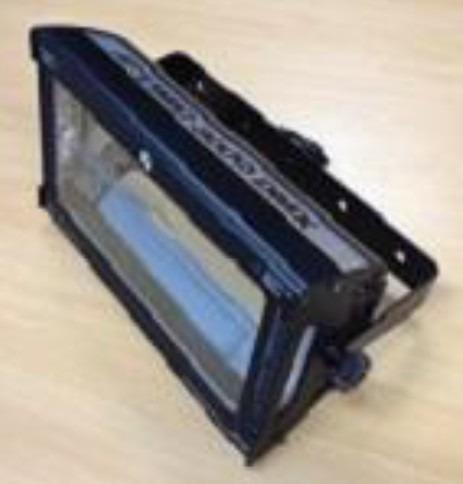 Iluminação Mega Strobo Awa 3000w Dmx 512 Atomic