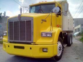 Camiones De Volteo; Kenworth, Freightliner, Volvo