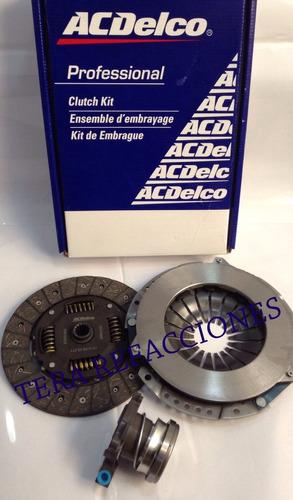 Imagen 1 de 7 de Kit Clutch Chevrolet Astra 1.8, Meriva 1.8 Acdelco