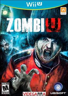Zombi U - Wii U - Nuevo Sellado