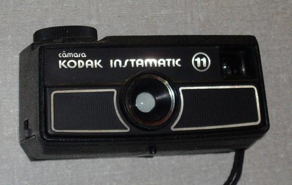 Camera Maquina Fotografica Antiga - Kodak Instamatic