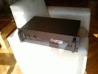 Amplificador De Potencia Carvin 500+500 (eeuu)