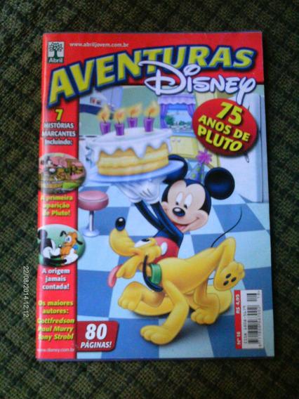 Aventuras Disney N.16 Editora Abril