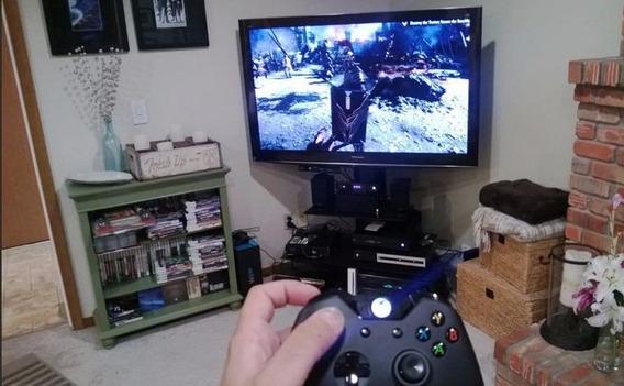 Xbox One 1t 1 Controle E 3 Jogos Originais Mas 15 Live