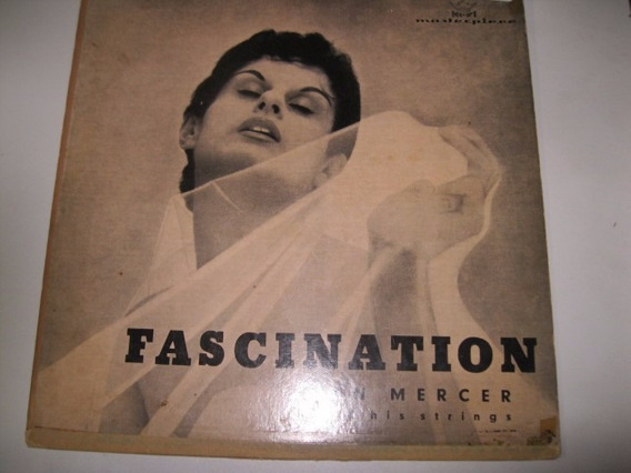 Lp = Fascination - Len Mercer And His Strings