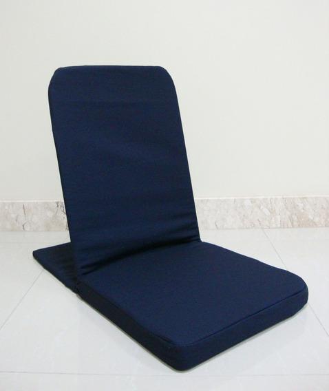 Cadeira De Meditação - Caminhos Do Yoga (azul Marinho)
