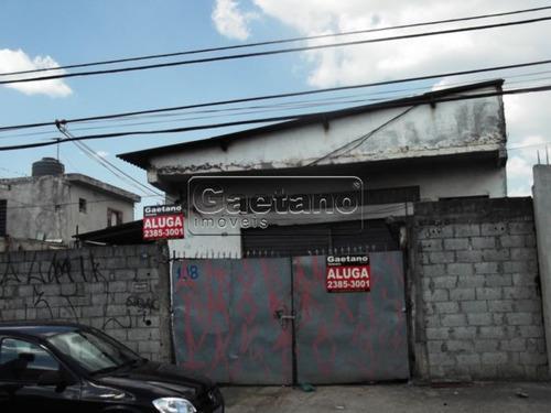 Imagem 1 de 2 de Galpao Industrial - Jardim Presidente Dutra - Ref: 14441 - L-14441