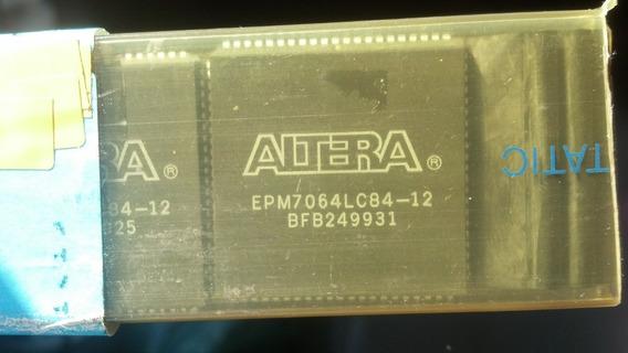 Epm7064lc84-12 Altera - Original - Plcc - 1 Peça