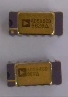 Ad 594 Amplificador Para Termocuplas J