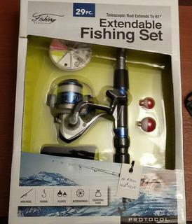 Pesca, Kits, Señuelos