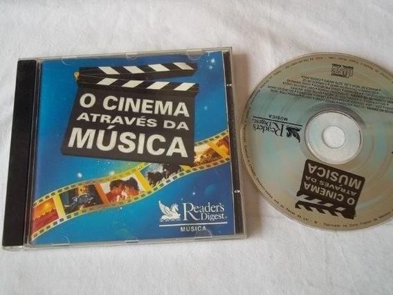 Cd - O Cinema Atravês Da Música - Reader