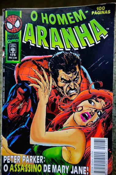 O Homem Aranha Aranha N° 175