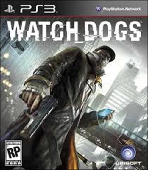 Watch Dogs Ps3 (codigo Psn) Envio Na Hora