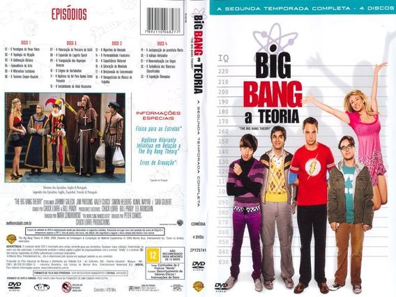 Big Bang A Teoria Segunda Temporada Original