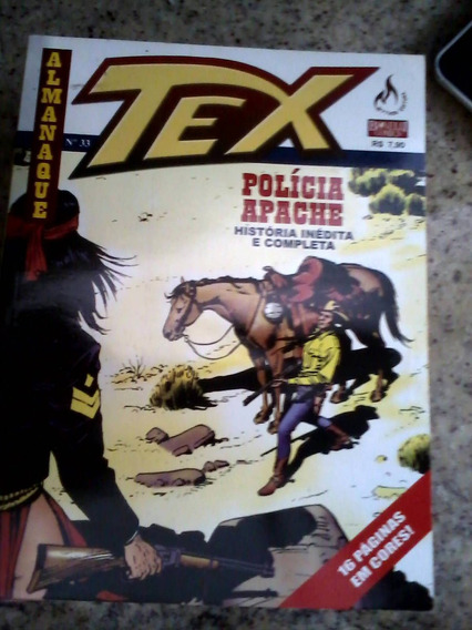 Tex Almanaque - Varios Numeros. / Revista - Gibi - Quadrinho