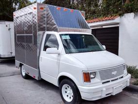 Remolque Para Venta De Alimentos Food Truck Astro Van