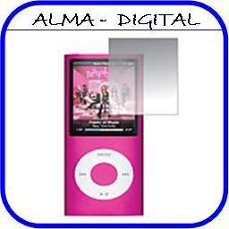 Lamina Protector Pantalla Espejo iPod Nano 4g Mirror 4