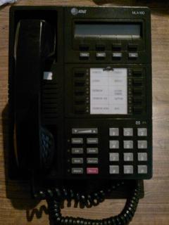 Teléfono Multilínea Att Mlx10d Para Conmutador Merlin Legend