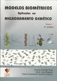 Modelos Biométricos Aplic. Ao Melhoramento Genético Vol. 1