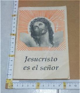 1013 Jesucristo Es El Señor Edito Mario Borgione Don Bosco
