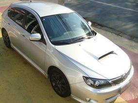 Subaru Impreza Wrx 2.5 Turbo 230cv 4x4 2008 Prata