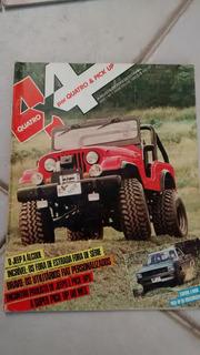 Coleção De Revistas 4 X 4 & Pickup (da 01 A 55)