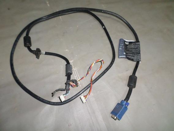 Cabo Monitor Crt Dell Modelo-e773c