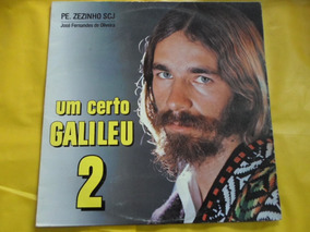 Lp Pe. Zezinho / Um Certo Galileu 2 / Sem Encarte
