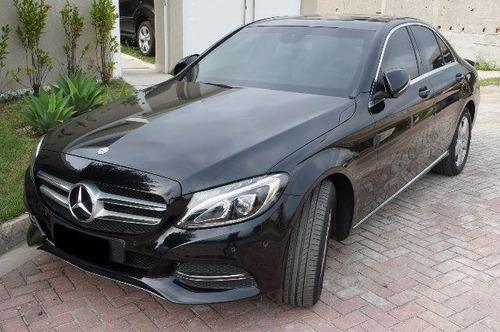 Mercedes C200 2015 Sucata Para Retirar Peças Autopartsabc