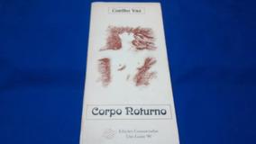 Corpo Noturno Coelho Vaz R$ 12,00