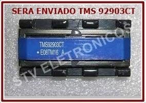 Transformador Inverter Tms 92903ct Tms92903ct P/ Samsung