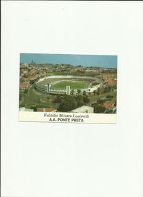 Cartão Postal Estádio Moisés Lucarelli Da Ponte Preta
