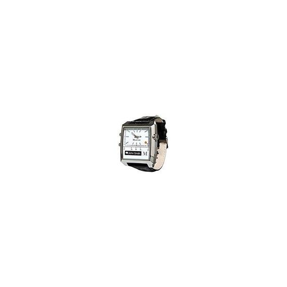 Martian Relojes Pasaporte Reloj Inteligente (blanco / Plata