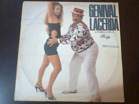 Lp Genival Lacerda - A Fubica Dela.
