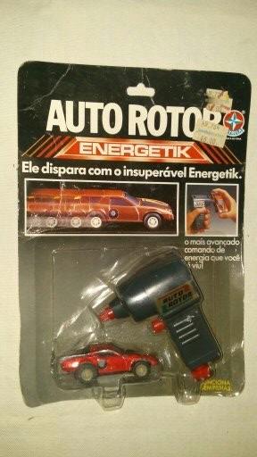 Auto Rotor Energetik Estrela - Lacrado Na Cartela