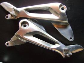 Suporte Pedaleira Bacalhau Honda Cg Titan 150 Mix/fan 150 Pr