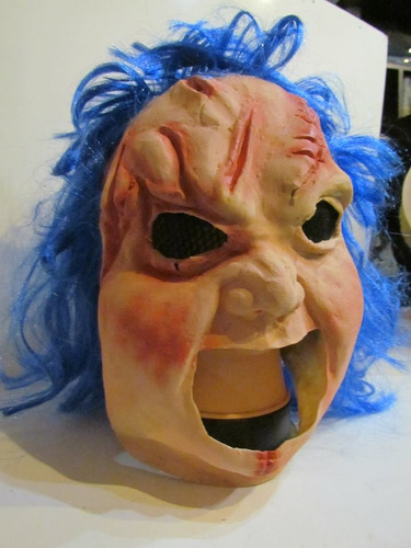 Mascaras En Latex Varias - Halloween.