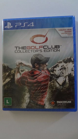 The Golf Club Collectors Edtion Ps4 Novo E Lacrado