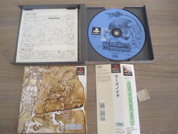 Meremanoide Original Play 1 Pst Psone Psx Frete 15
