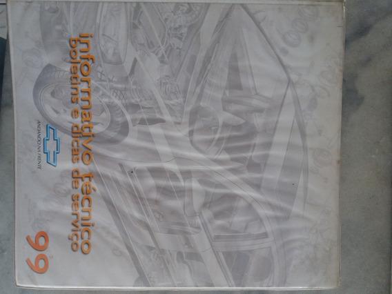 Manual De Serviço E Atualizações Chevrolet Linha 99