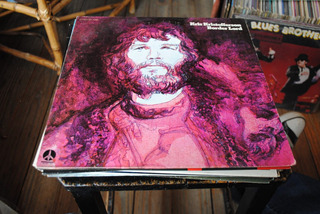 Kris Kristoferson Border Lord Lp Edicion Original Impecable!