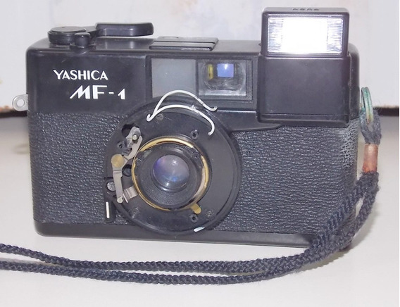 Câmera Yashica Mf1
