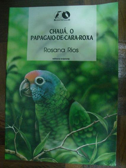 Livro Chauá, O Papagaio-de-cara-roxa