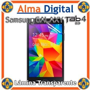 Lamina Protector Pantalla Samsung Galaxy Tab 4 8 T330