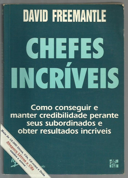 Chefes Incríveis - David Freemantle