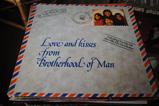 Love And Kisses From Brotherhood Of Man Lp Usa Impecable!