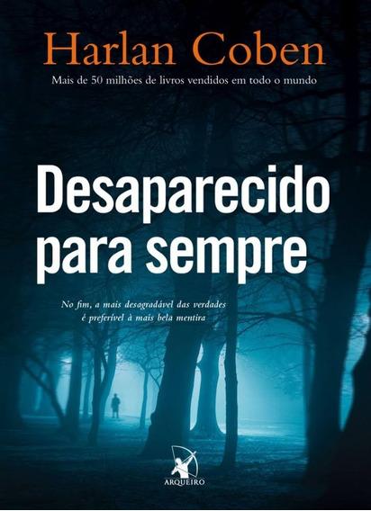 Livro Desaparecido Para Sempre -- Harlan Coben