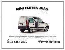 Minifletes Mini Flete Z/oeste San Justo Haedo Ramos Moron !